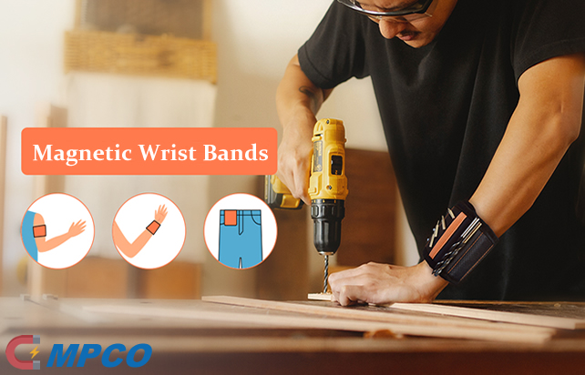 Magnetic Wrist Bands
