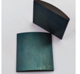Micro Bluing coated magnet