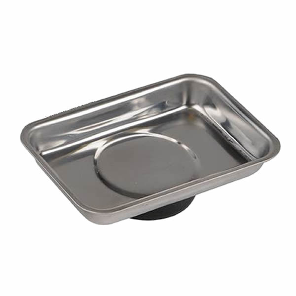 Rectangle Magnetic Bowl Plate Tool Holder for Mechanics, Craftsmen and Hobbyists