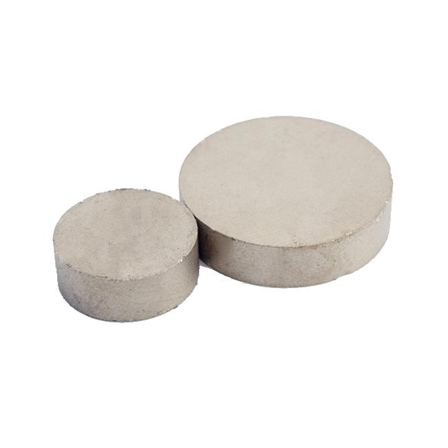 Samarium Cobalt Disc Circular Magnet (SmCo)