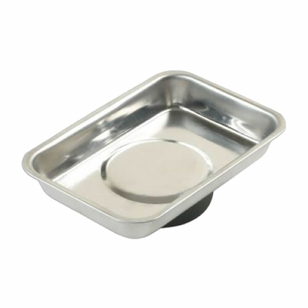 Silver Magnetic Tray Automotive Tool