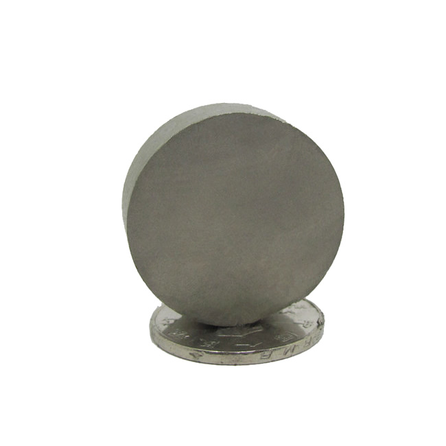 Sintered Samarium Circle Disk Magnet D20X8mm YXG-30