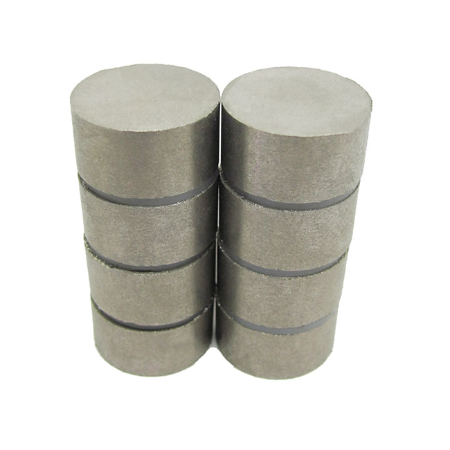 Sintered SmCo Circle Disc Magnets for Aerospace YXG-32