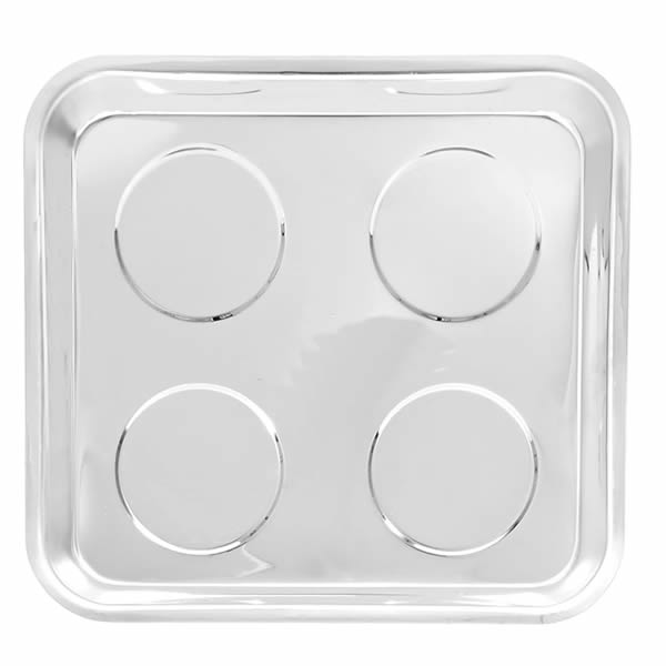 Square Magnetic Bowl Plate Tool Holder