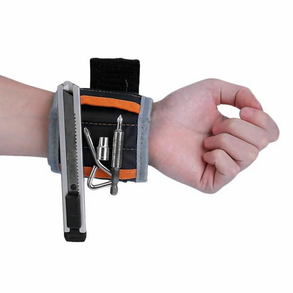 Tool Magnetic Wristband for Home Improvement and DYI Projects