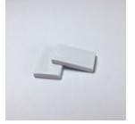 silver-white metallic luster coating magnet