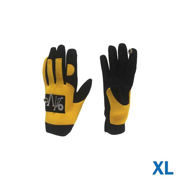 Craftsman Magnetic Work Glove X Large Yellow