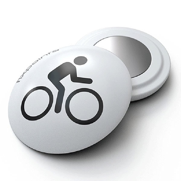 Customized Pattern Design Plastic Covered Magnets Holder Running Cycling Sport