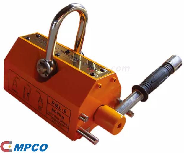Lifting Permanent Magnet Crane