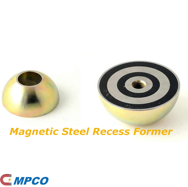 Magnetic Steel Recess Former