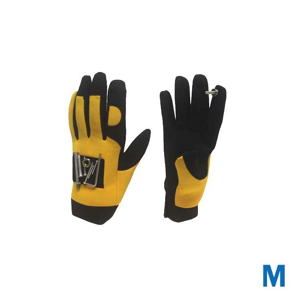 Medium Magnetic Fingertip Glove Keep Nails, Screws, Drill Bits, Bolts