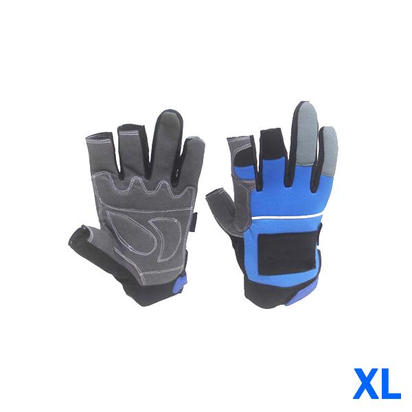 XL Large Magnetic Gloves for Holding Screws, Nails, Fastener, Drilling Bit
