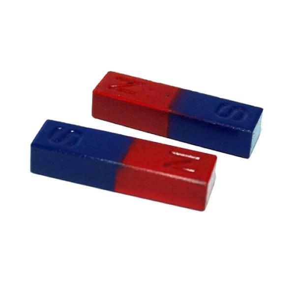 50mm School Teaching Rectangular Bar Magnet Ferrite