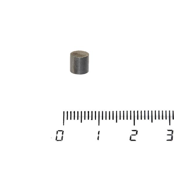 Hard Ferrite Cylindrical Magnet Bar Y30BH 4mm x 5mm