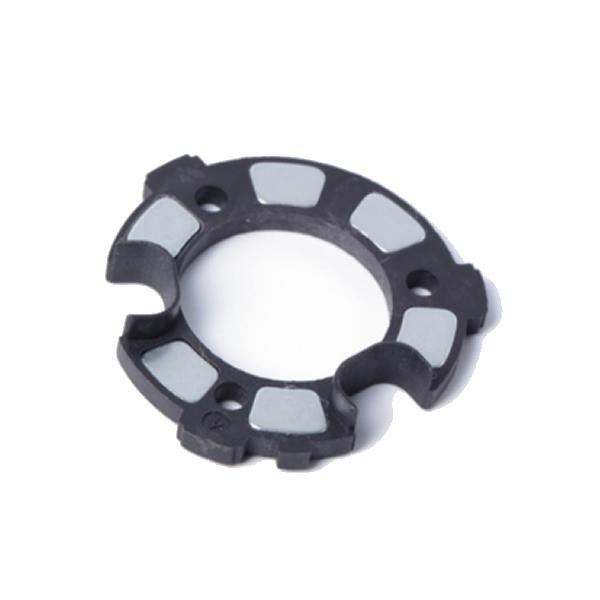 Nd Magnet Plastic Hardware Components Assemblies