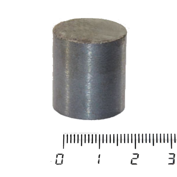 Permanent Cylinder Ceramic Magnet 22mm x 25mm