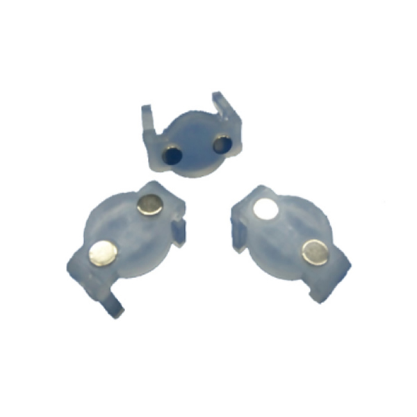 Powerful Neodymium Disc Magnet ABS Plastic Assembly