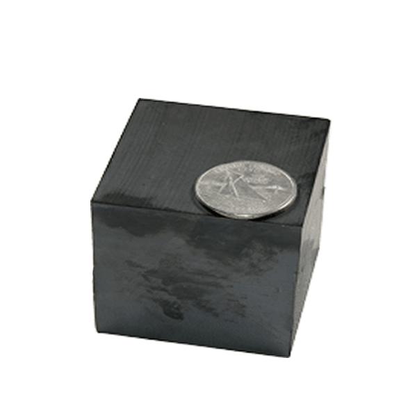 Sintered Anisotropic Ferrite Cube Magnet 50.8mm
