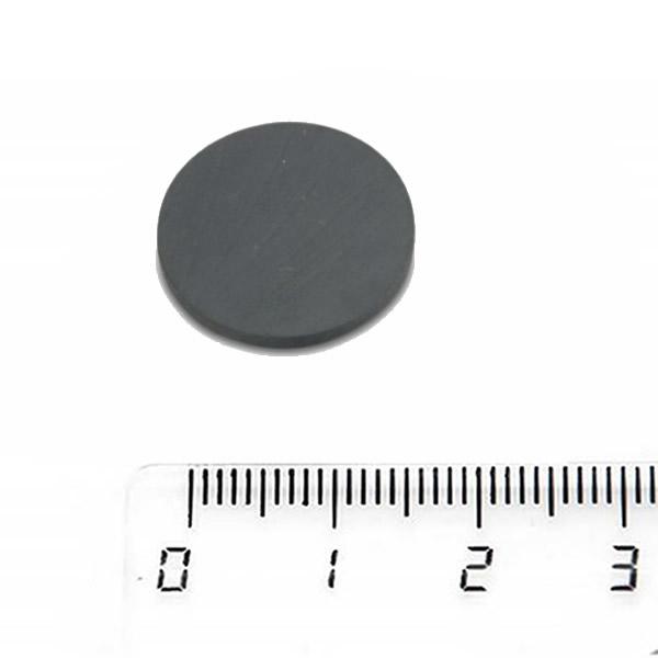 Thin Flat Circle Disc C5 Ceramic Magnet 18 x 2mm