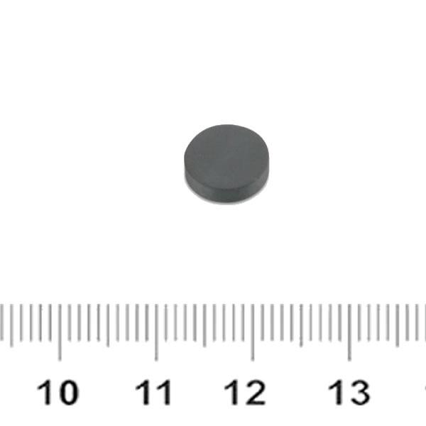 Y30 Hard Ferrite Discmagnet Ø8x2mm