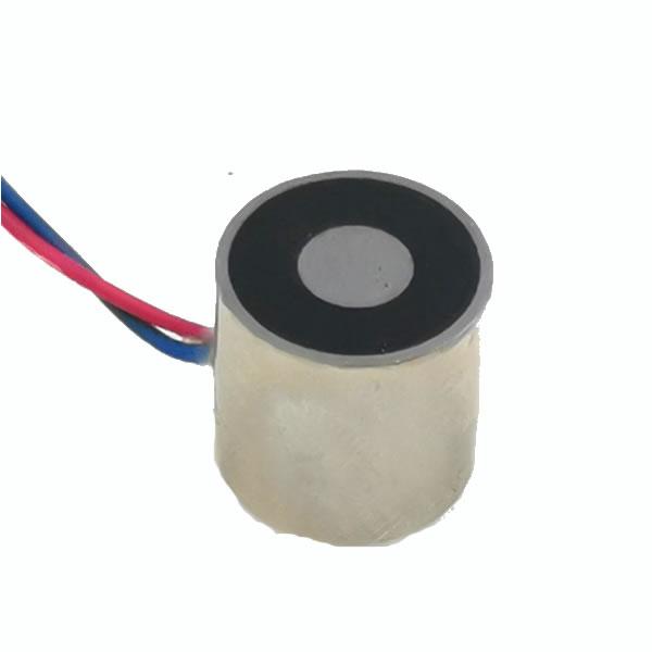 12V DC 3N Small Holding Round Mini Electromagnet 1010mm