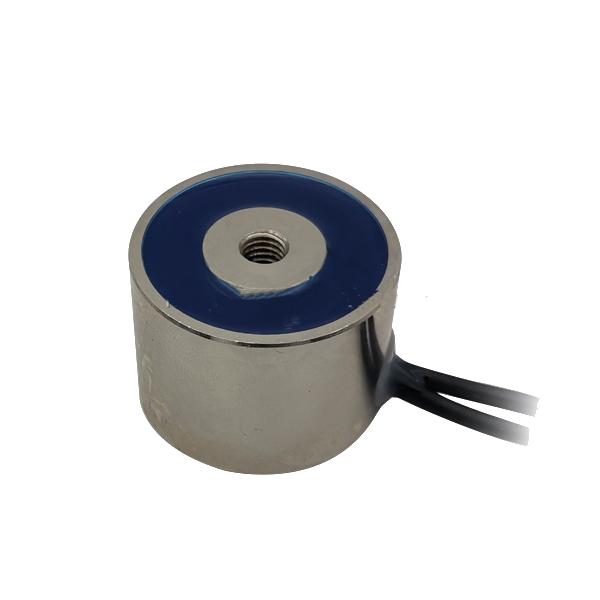 25kgs Powerful Electromagnet Door Holder 12V 24V DC 34-25mm
