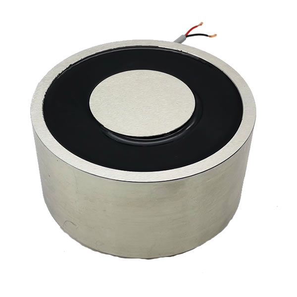 4000kgs Round Solenoid Lifting Electromagnet for Industrial 275 110mm