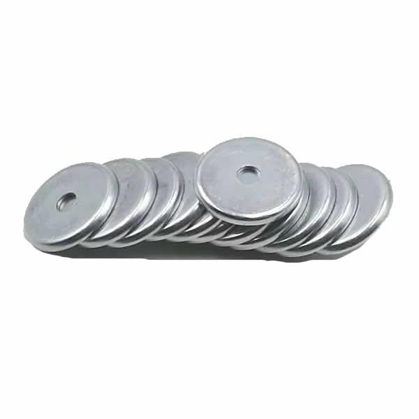 Monopole Circle Round Single Pole Neodymium Magnets
