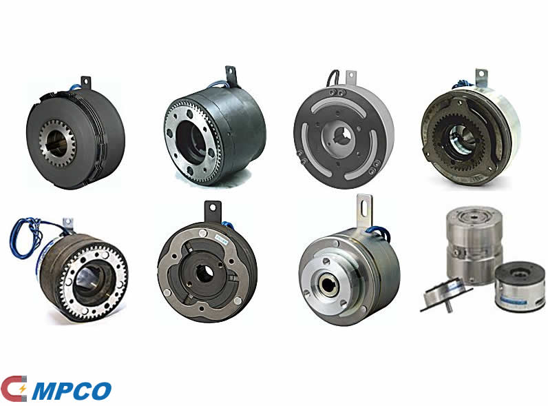 Electromagnetic Clutch Types