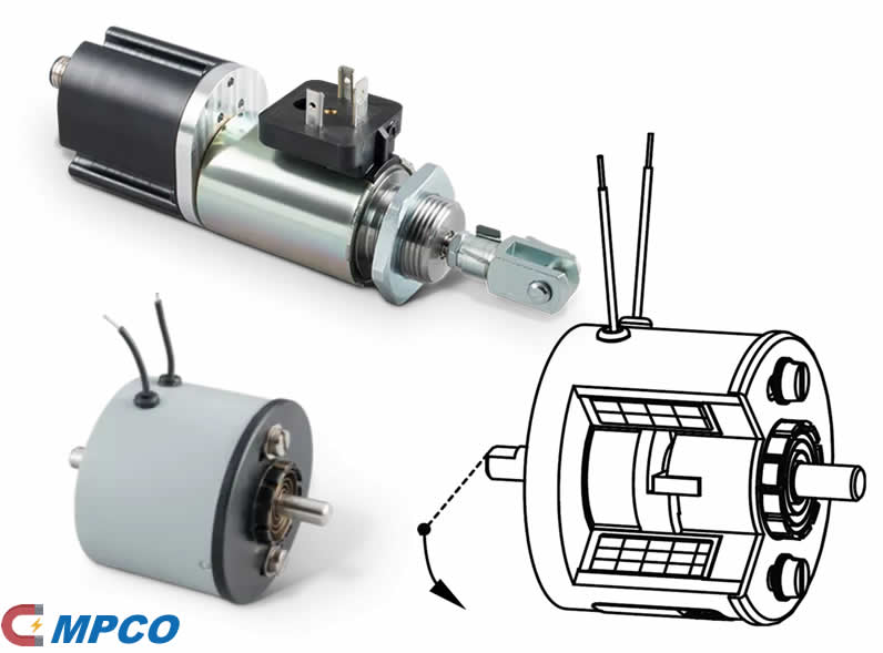 Explanation of the Solenoids Device Types
