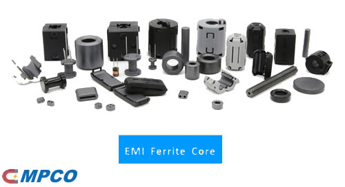EMI ferrite core