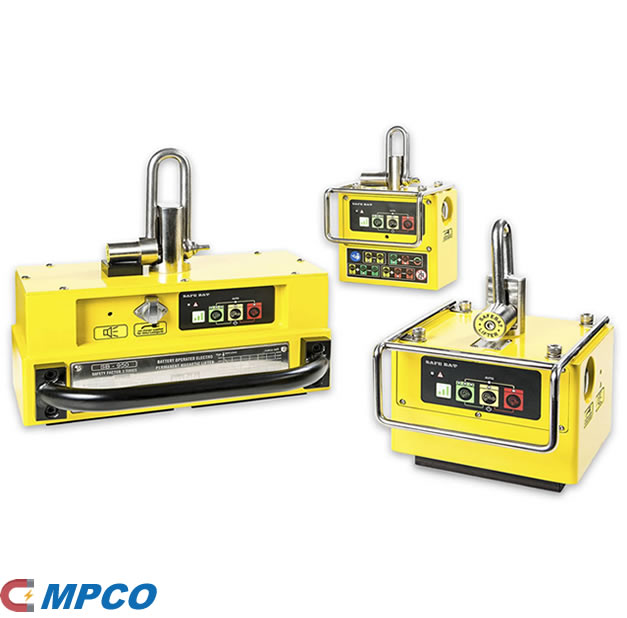 Electrically Switched Electro Lifting Magnets