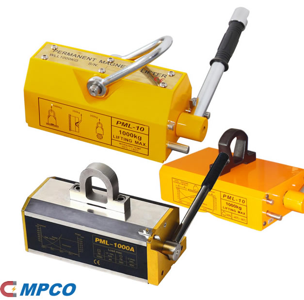Evolution of MPCO Permanent Lifting Magnets