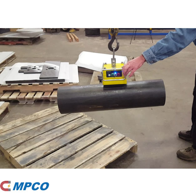 High Heat-Resistant Electro Permanent Lifting Magnets