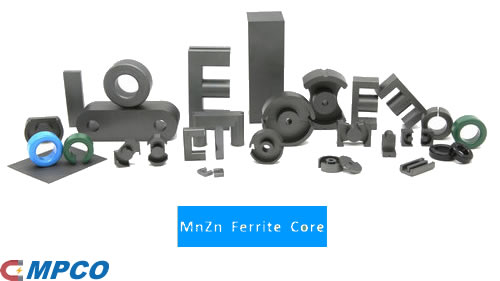 MnZn ferrite core