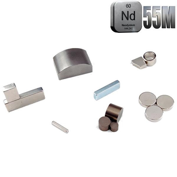 N55M Neodymium Magnets